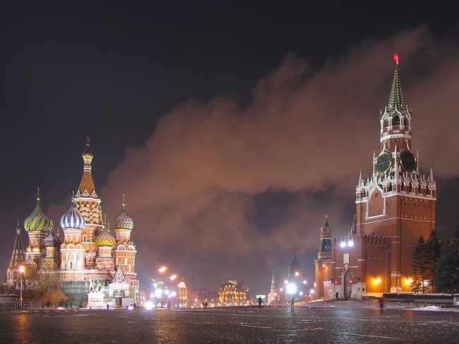 Красная площадь не доступна для туристов 200 дней в году