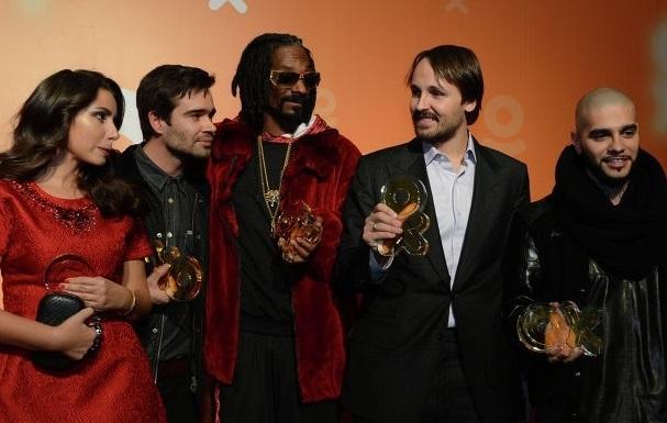 Snoop Dogg «накликал удачу» Петру Федорову. Премьера фильма «Одноклассники.Ру: Накликай удачу» прошла в Москве