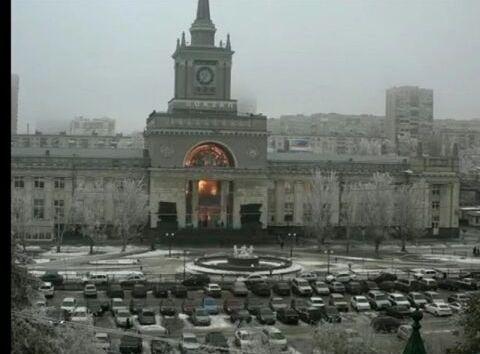 Теракт на вокзале в Волгограде возможно совершили двое смертников