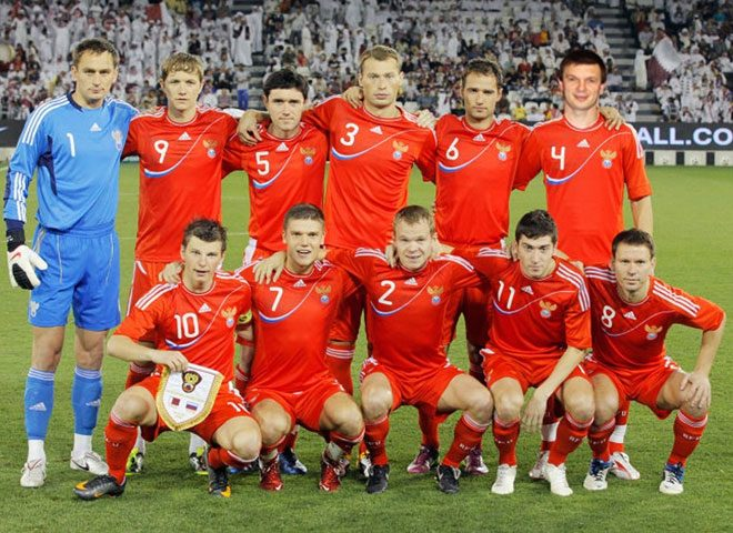 Россия попала в группу с Аргентиной во время репетиции жребия ЧМ-2014