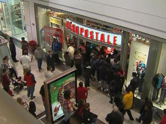 Китаец покончил с собой в торговом центре из-за шопинга