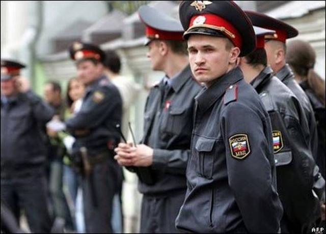 Полиция Москвы усилила меры безопасности
