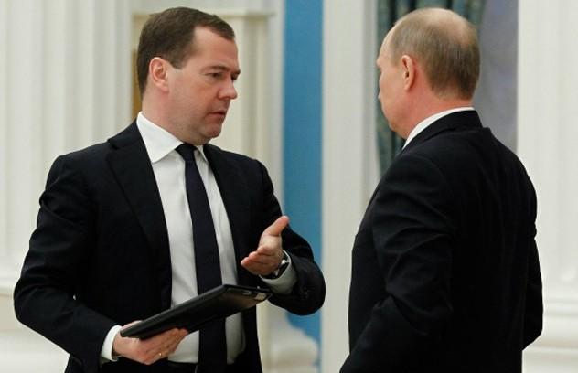 Владимир Путин: «майские указы» надо выполнить