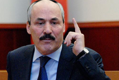 Кортеж главы Дагестана попал в крупное ДТП
