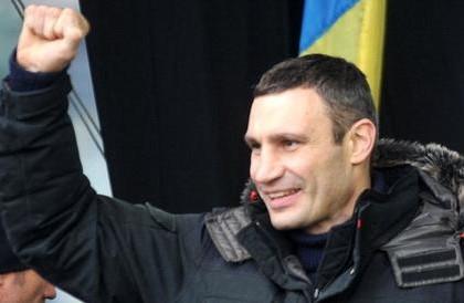Виталий Кличко завершил карьеру