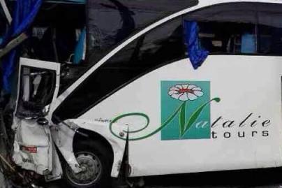Автобус с российскими туристами попал в ДТП в Таиланде