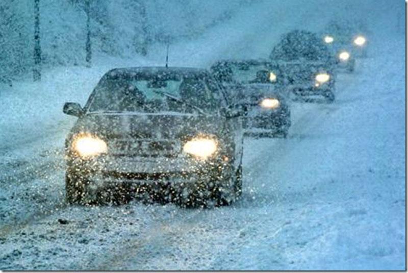 Вторые сутки в Волгограде транспортный коллапс
