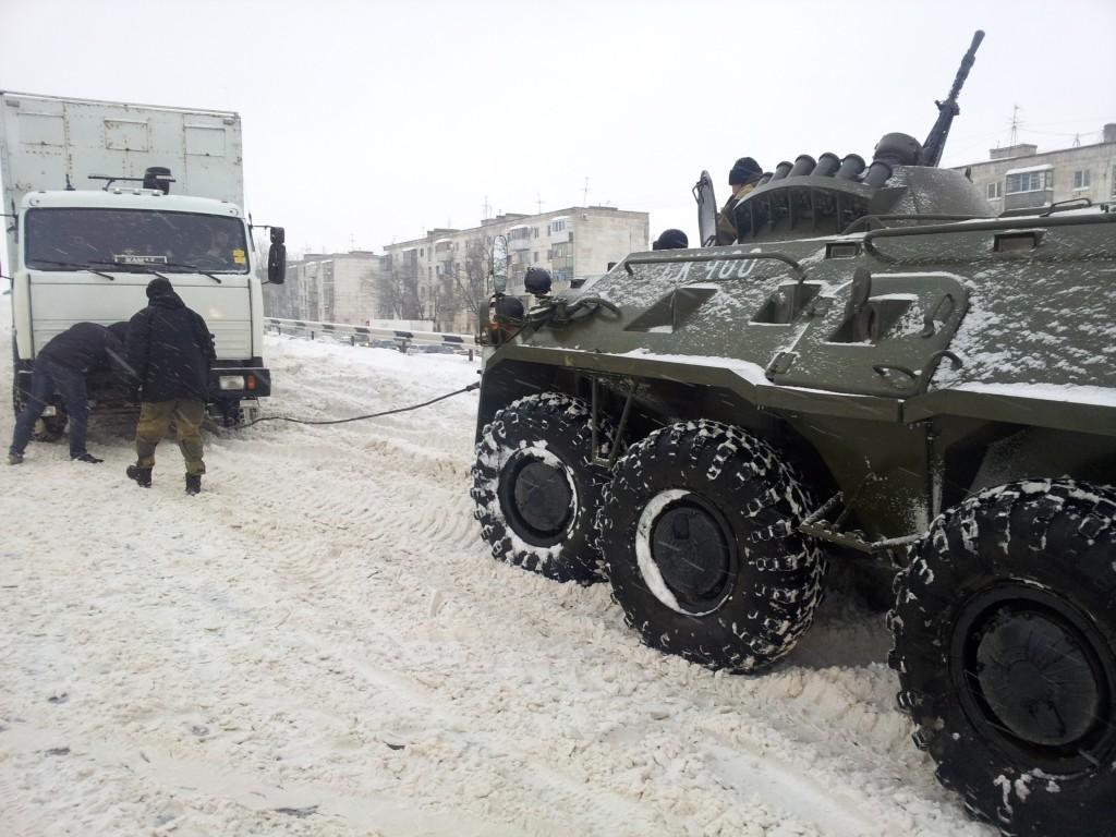 За плохую расчистку снега уволен первый вице-мэр Волгограда