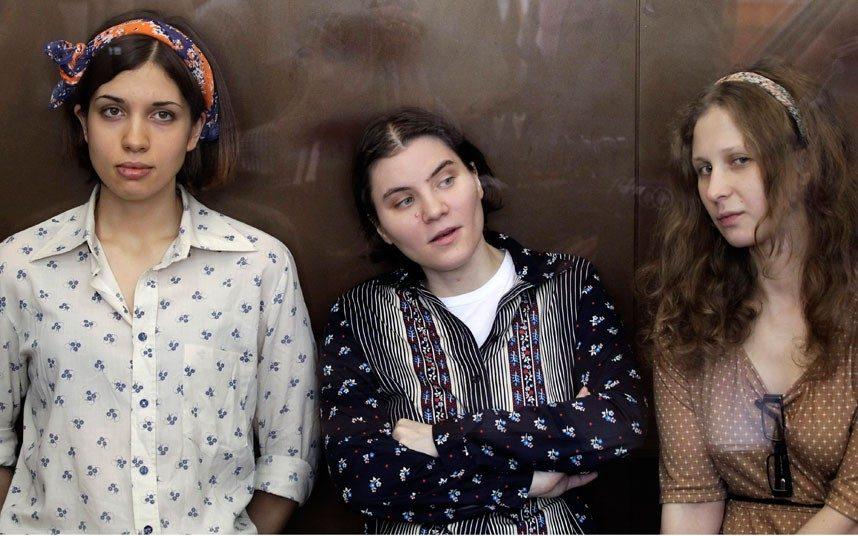 Картина о Pussy Riot претендует на кинопремию «Оскар»