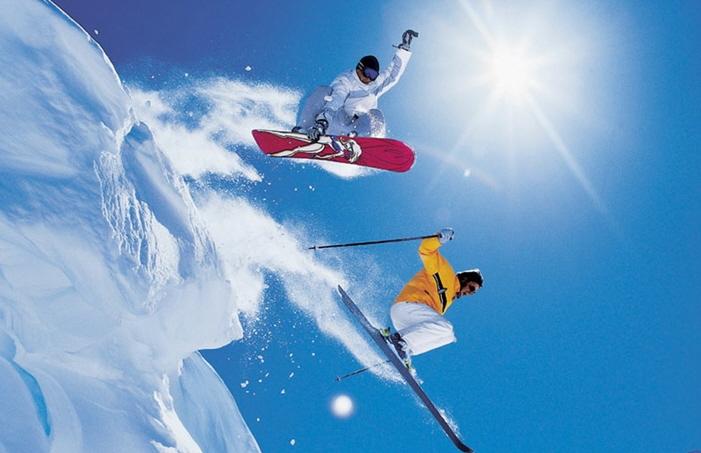 Сочи вошел в тройку самых бюджетных горнолыжных курортов