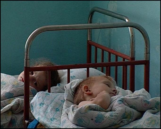 Детдомовцы попали в больницу с отравлением под Волгоградом