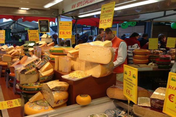 В Россию запретили ввоз Голландского сыра