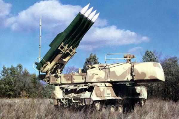 Единая система ПВО над Россией и Казахстаном