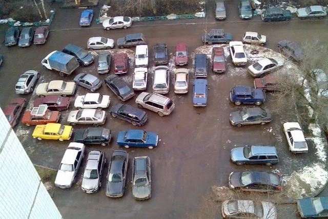 В Москве водитель убил мужчину в драке за парковочное место