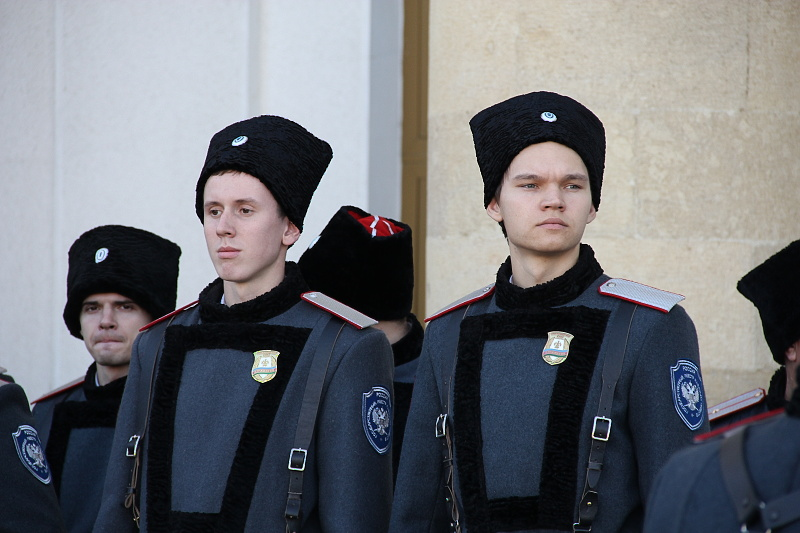 Террористов в Волгограде будут выявлять казаки и дружинники