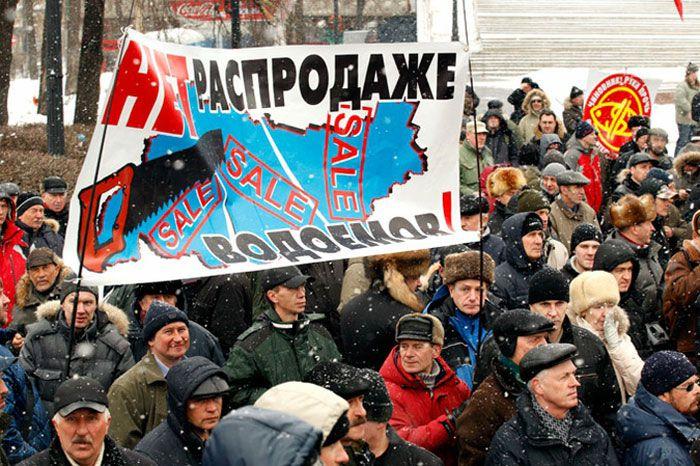 Олег Шеин намерен продолжить борьбу против платной рыбалки