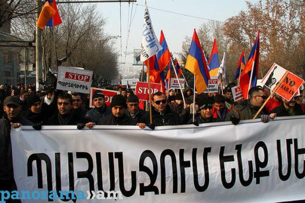 Армения: удастся ли избавиться от «накопительной» пенсии