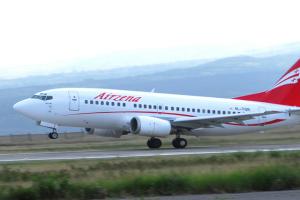 Россия разрешила полеты по маршруту Тбилиси-Сочи-Тбилиси