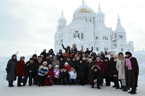 Поездка на «Уральский Афон»