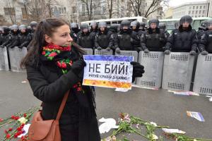 Украина: оппозиция применила новую-старую тактику
