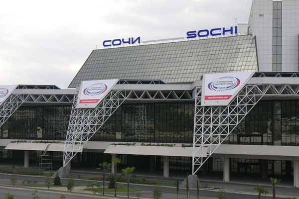 Аэропорт Сочи: добро пожаловаться
