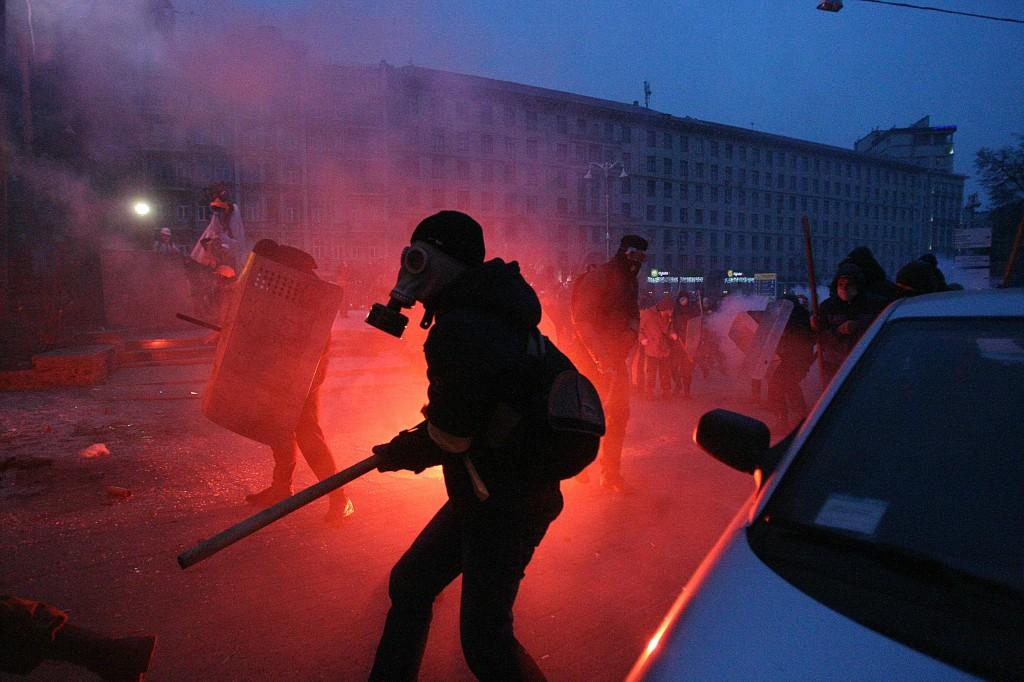 Революция, бунт, мятеж, криминал…