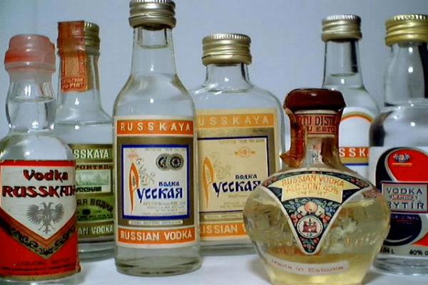 День водки: пили, пьем и пить будем