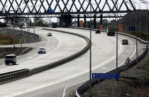 Проезд по платным автодорогам в 2014 году подорожает