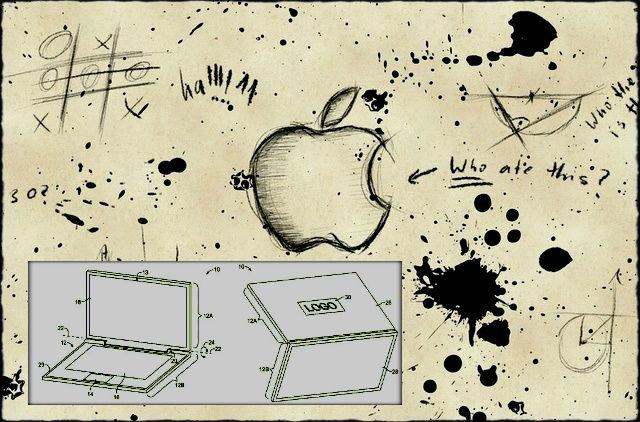 Apple выпустит ноутбук с двусторонним дисплеем и солнечными батареями