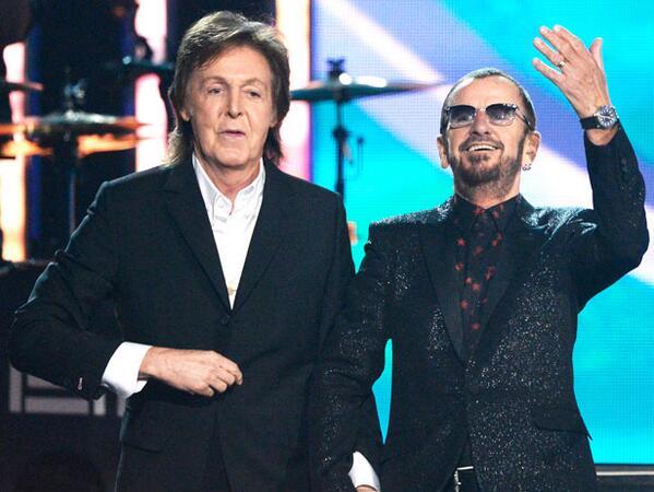 «Грэмми»: Пол Маккартни получили премию за особый вклад в музыкальную индустрию
