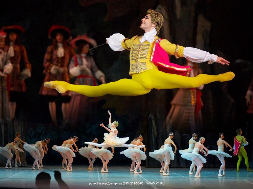 Большой театр покажет большой балет в Нью-Йорке