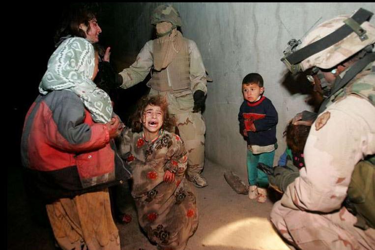Британские солдаты пытали иракцев?