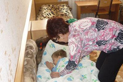 Дом для сироты