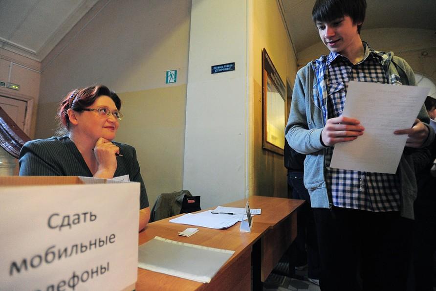 Журналисты столицы смогут сдать пробный ЕГЭ по русскому языку