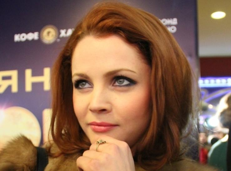 Актриса Екатерина Вуличенко: