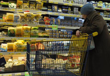 «Инфляция для бедных» подпортила правительству статистику