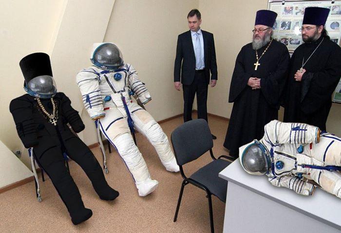 Гагарин в Бога не верил, потому и не увидел