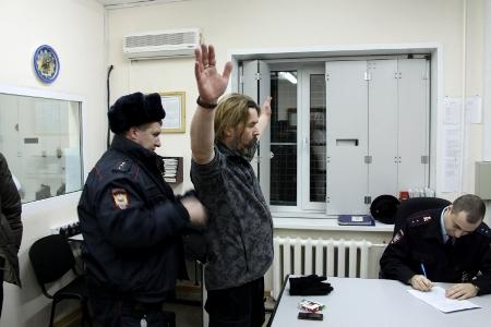 Лидер «Коррозии металла» покуролесил в аэропорту «Толмачево»
