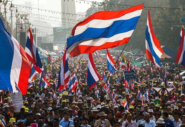 МИД РФ вновь отговаривает россиян от поездок в Бангкок