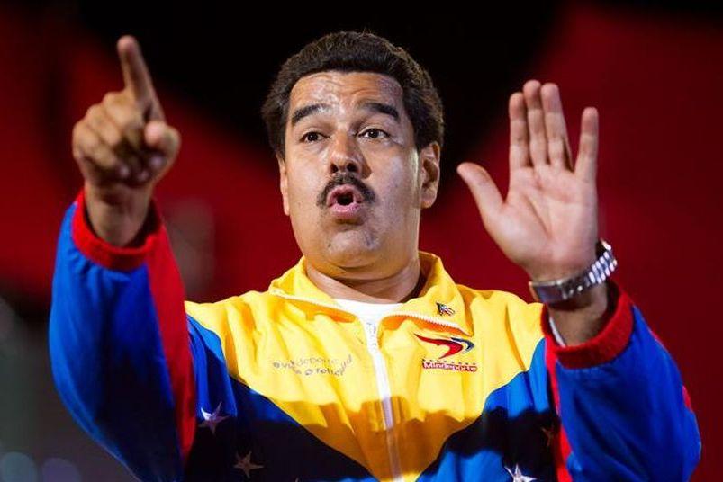 Мадуро: в высоком уровне преступности в Венесуэле виноваты сериалы