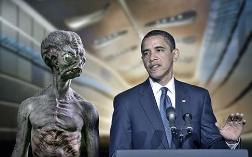 Америкой управляют инопланетяне-нацисты