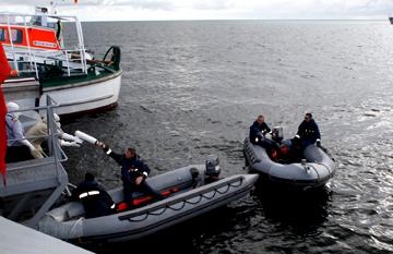 На Сахалине утонуло десять пограничников