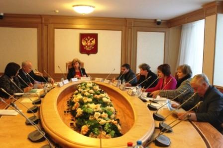Начал работу Экспертный совет по законотворческой деятельности в правоохранительной сфере под руководством Татьяны Москальковой