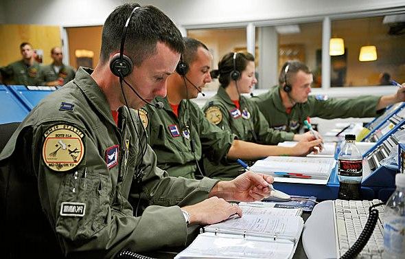 Неуд за списывание. Офицеров ВВС США отстранили от службы