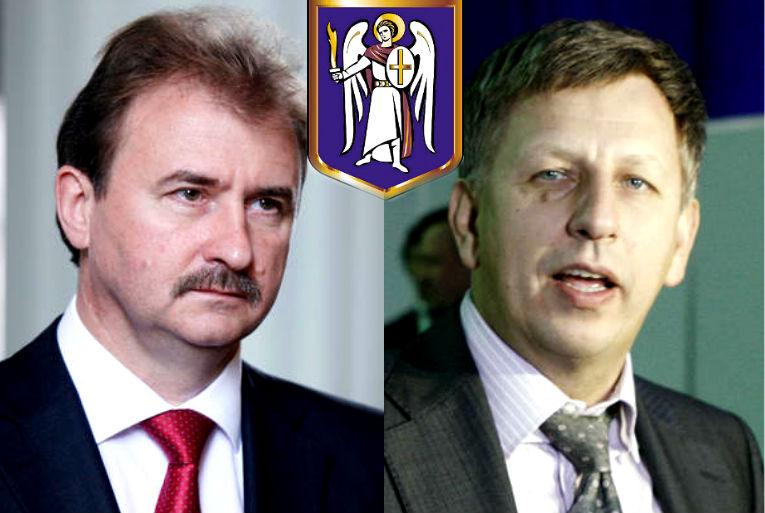 Новым мэром Киева назначен Владимир Макеенко из Партии регионов
