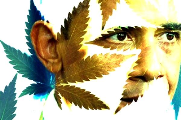 Обама за курение марихуаны и против алкоголизма