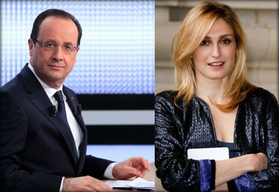 Олланд подаст в суд на журнал, написавший о его связи с французской актрисой