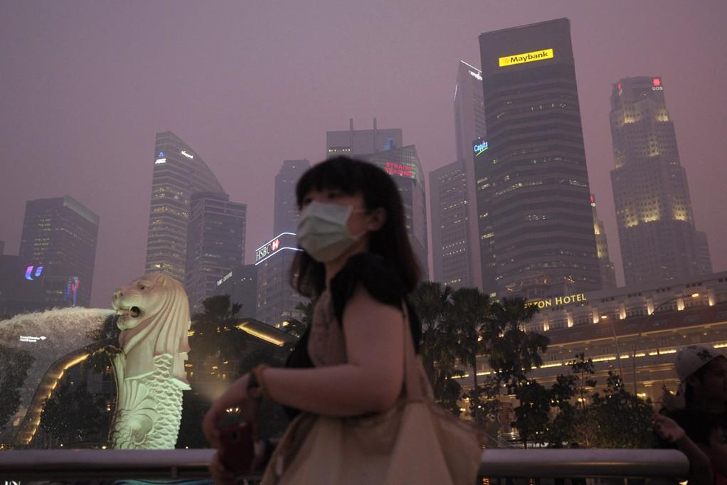 Пекин задыхается
