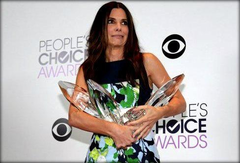 People's Choice Awards: лучший актер – Джонни Депп, лучшая актриса – Сандра Буллок