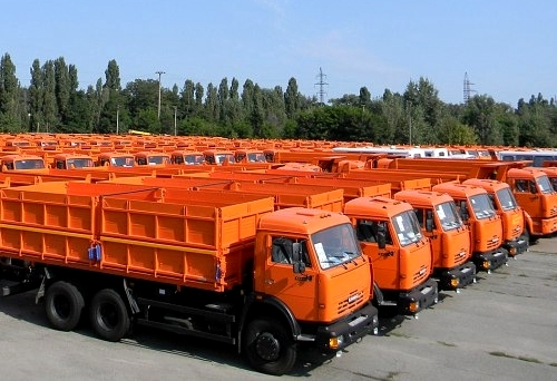 РФ закупит «КамАЗы» для ООН на 727 млн рублей